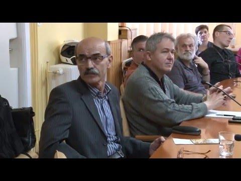 2016. 04.12.  Rendkívüli testületi ülés