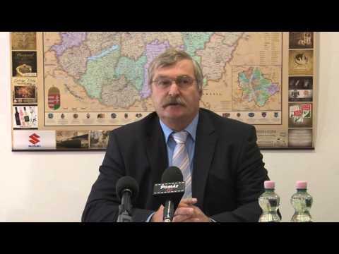 Hadházy Sándor, országgyűlési képviselő sajtótájékoztatója a bevándorlásról