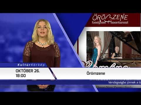 TV Budakalász / Kultúrkörkép / 2017.10.19.