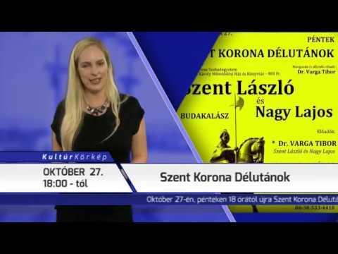 TV Budakalász / Kultúrkörkép / 2017.10.26.