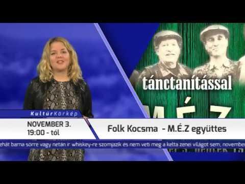 TV Budakalász / Kultúrkörkép / 2017.11.02.