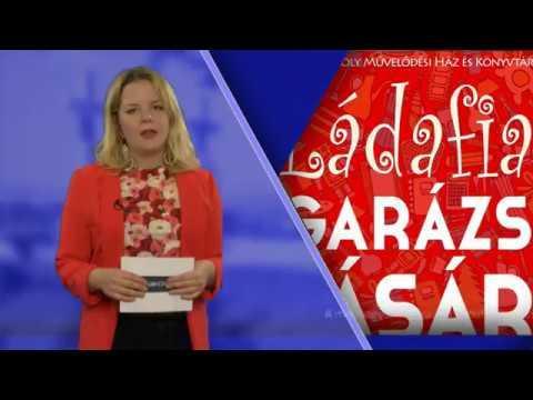 TV Budakalász / Kultúrkörkép / 2017.11.16.