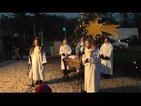 VKC Televízió / Adventi gyertyagyújtás /  2014.12.12.
