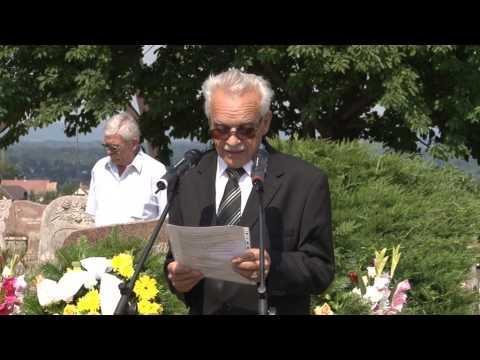 VKC Televízió / Harcsa Lajos temetése / 2015.07.02.