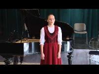 VKC Televízió /  Kalász Művészeti Iskola Újévi koncert 2. rész / 2015.01.16.