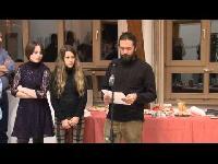 VKC Televízió / Képzőművész kiállítás megnyitó / 2015.02.13.