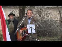 VKC Televízió / Megemlékezés a Sváb kitelepítés 69. évfordulójáról / 2015.02.27.