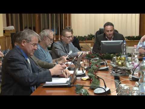 VKC Televízió / Rendes képviselőtestületi-ülés/ 2016.12.15.