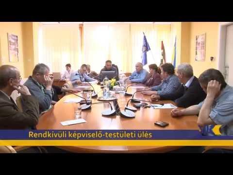 VKC Televízió / Rendkívüli képviselőtestületi-ülés/ 2016.05.05.