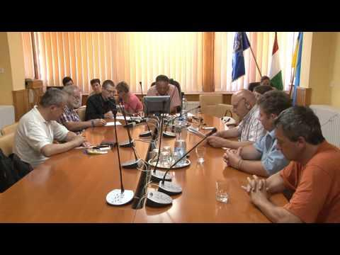VKC Televízió / Rendkívüli képviselőtestületi-ülés/ 2016.06.23.