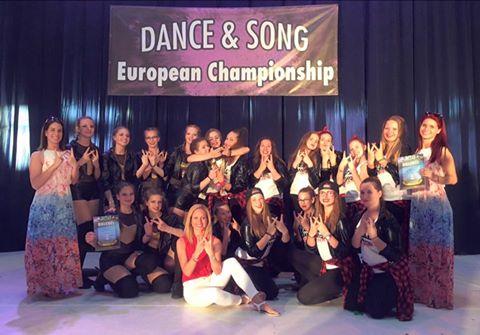 Európa legjobbja lett a Welldance TSE budakalászi edzőjének csapata