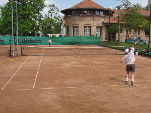 Kedvezményes teniszoktatás gyerekeknek