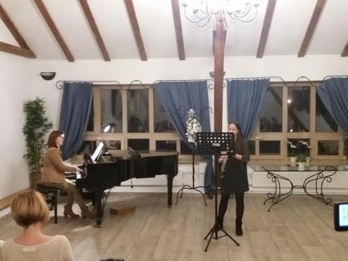 Hangversenyt tartottak a KAMI növendékei a Faluházban