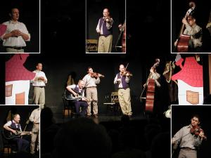 Farsangi mulatság a Kolompos együttessel