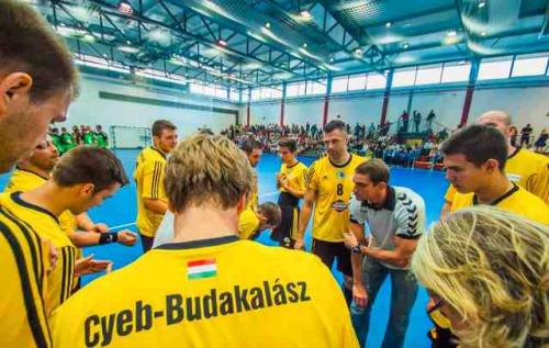 Ismét értékes győzelem,  CYEB Budakalász FKC - Balatonfüredi KSE