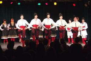 Szerb dallamok és táncok ünnepe