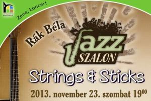 Hétvégén ismét Jazz Szalon