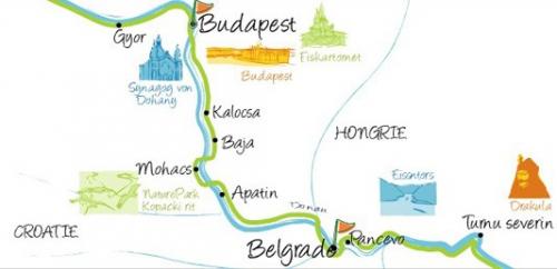 Eurovelo 6: Sajtótájékoztatót tartottak Budapesten