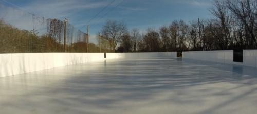 Jégpálya nyílik a városban