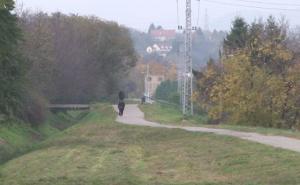 Közvilágítást kap a gyalogos- és kerékpárút