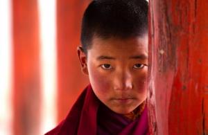 Mesélő képek Tibetből