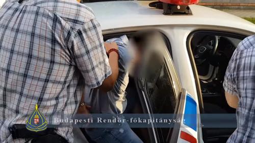 Négy éve körözött csalót fogtak el Budakalászon