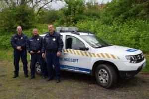 Készenlétben a városi rendészet