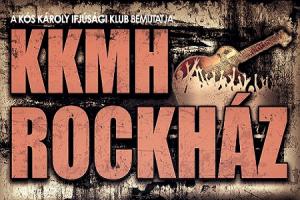Újra dübörög a KKMH Rock Ház