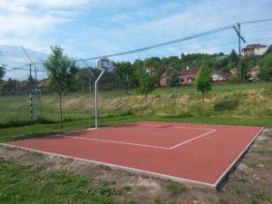Streetball pályával gazdagodott a város