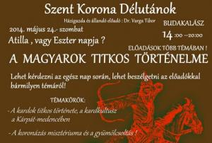 A magyarok titkos történelme