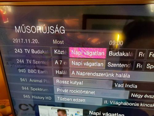 A Magyar Telekom IPTV hálózatán a TV Budakalász!